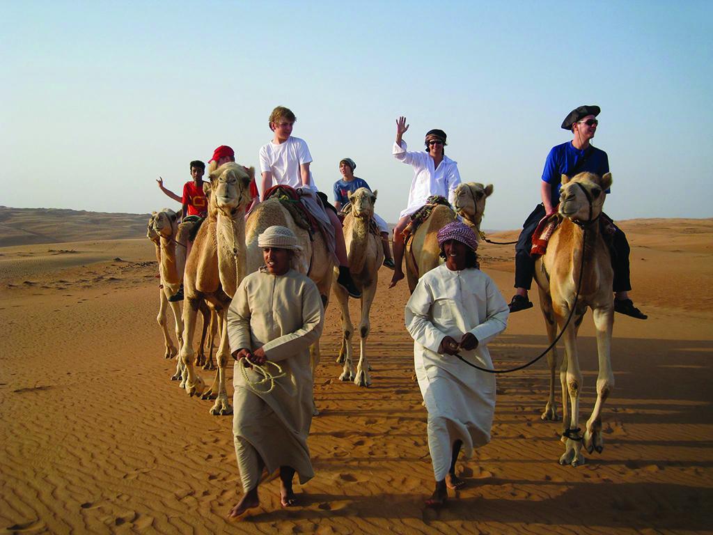 4_Schüleraustausch Oman